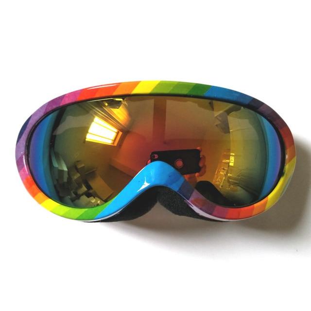 c7c35ca6f6d children snowboard gafas ski goggles boys girls snow goggle snowboard mask  winter oculos de neve kids ski skiing glasses goggles