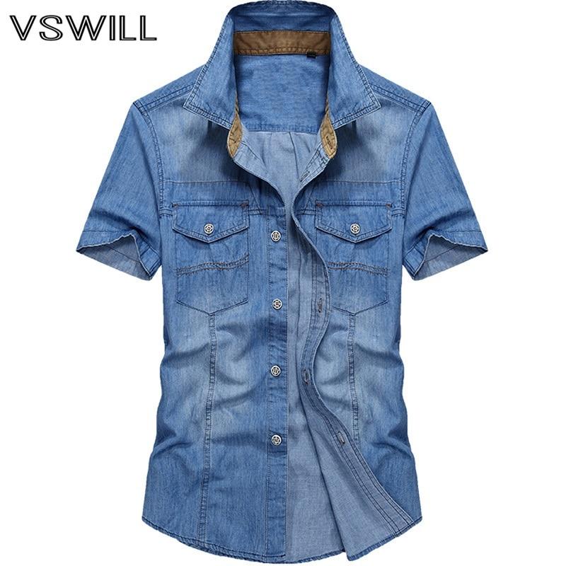 Chemise Homme Camisa Masculina Chemise Homme chemises Homme 2018 Ropa Hombre vêtements manches courtes grande taille 3XL hommes hauts chemises
