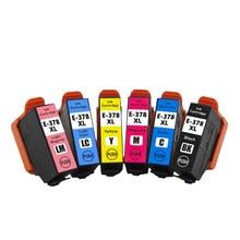 einkshop T378 T478 Compatible Ink Cartridge For Epson 378 478 XL 378XL 478XL Expression Photo XP-15000 XP-8500 XP-8505 Printer цена в Москве и Питере