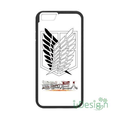 Fit for iPhone 4 4s 5 5s 5c se 6 6s 7 plus ipod touch 4/5/6 back skins cellphone case cover Attack on Titan Custom