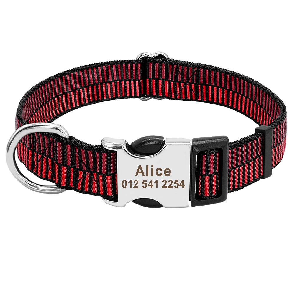 HTB1q7J6fTZmx1VjSZFGq6yx2XXa2 - Halsband hond met naam en telefoonnummer nylon stoer