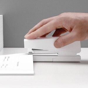 Image 3 - Youpin kaco lemo grampeador 24/6 26/6 com 100 pçs grampos para escola de escritório papel para casa inteligente kit