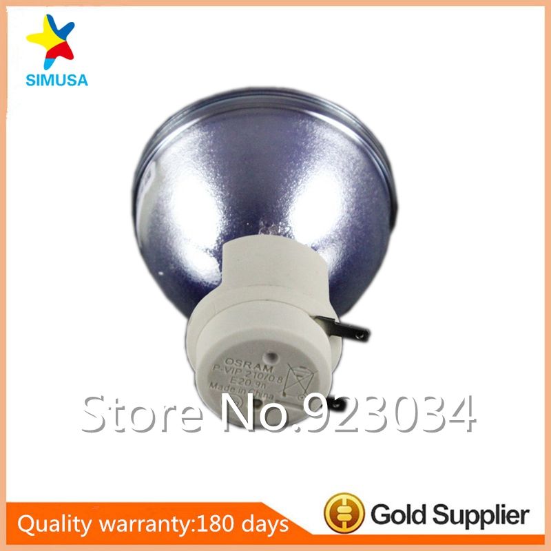 Original bare projector lamp bulb RLC-079 VIP210 0.8 20.9  for  Viewsonic PJD7820HD PJD7822HDL