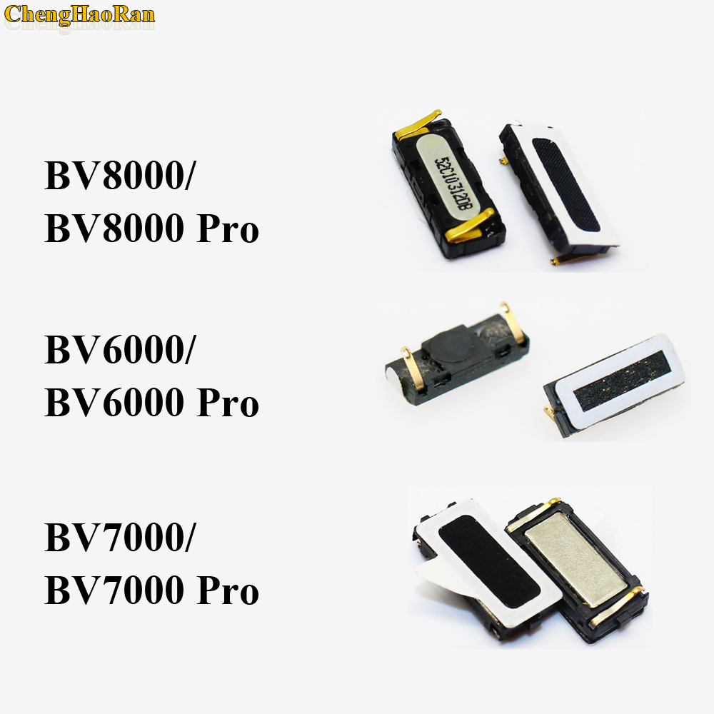 ChengHaoRan 1pcs Ear Speaker Earpiece Earphone Replacement For For Blackview BV7000 BV7000S BV8000 BV6000 BV6000S