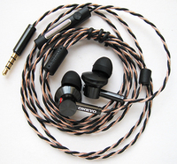 Original ONKYO E700M In Ear Hi Res Earphone Canal Type Hi Res With Mic NO BOX