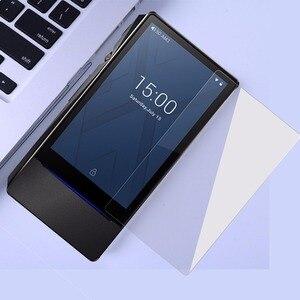 9 H Premium Beschermende Gehard Glas Voor fiio X7 MKII MP3 krasvast Screen Protector Voor Film Voor fiio x7 Case(China)