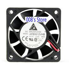 Ventilateur de refroidissement de processeur, pour onduleur de serveur PC PM05/BH1Q 6015 60*60*15MM 12V 0.24A 6CM 3/4 fil PWM 3700RPM