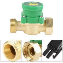 цена на Pump Flow Switch HT-120 Water Flow Switch 1A G3/4-3/4 Thread Water Pump Flow Sensor Switch AC220V