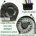 Testado nova marca Fan CPU para HP g4-2000-2000 g6 G7-2000 G6-2328TX Q110 Laptop substituição reparação ventilador cooler
