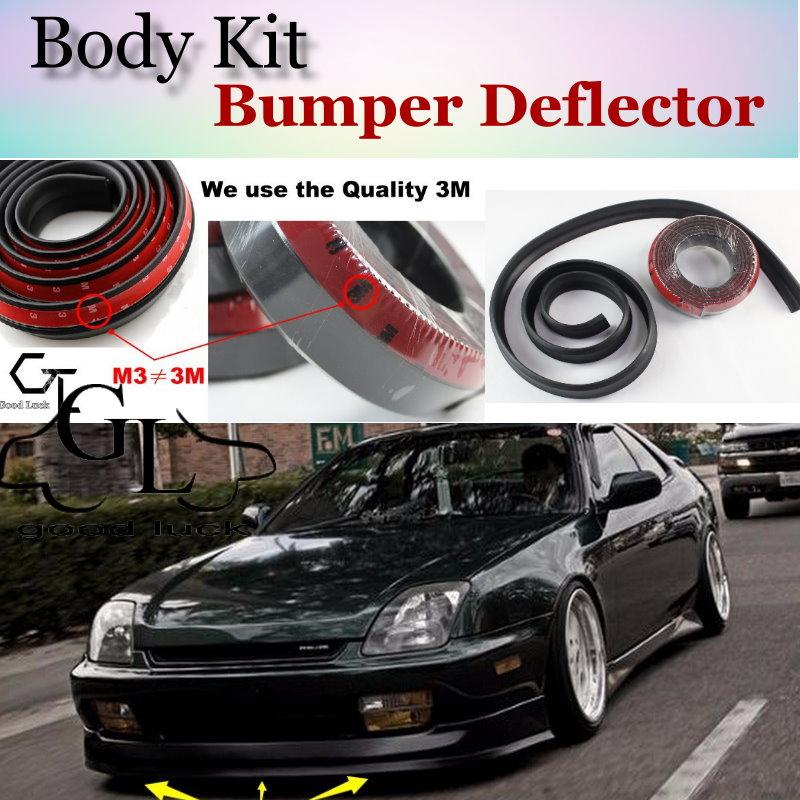 For HONDA accord Bumper Lip Lips / Car Lip Front Spoiler For Car Tuning / TOPGEAR Body Kit  Strip Skirt car window curtains legal