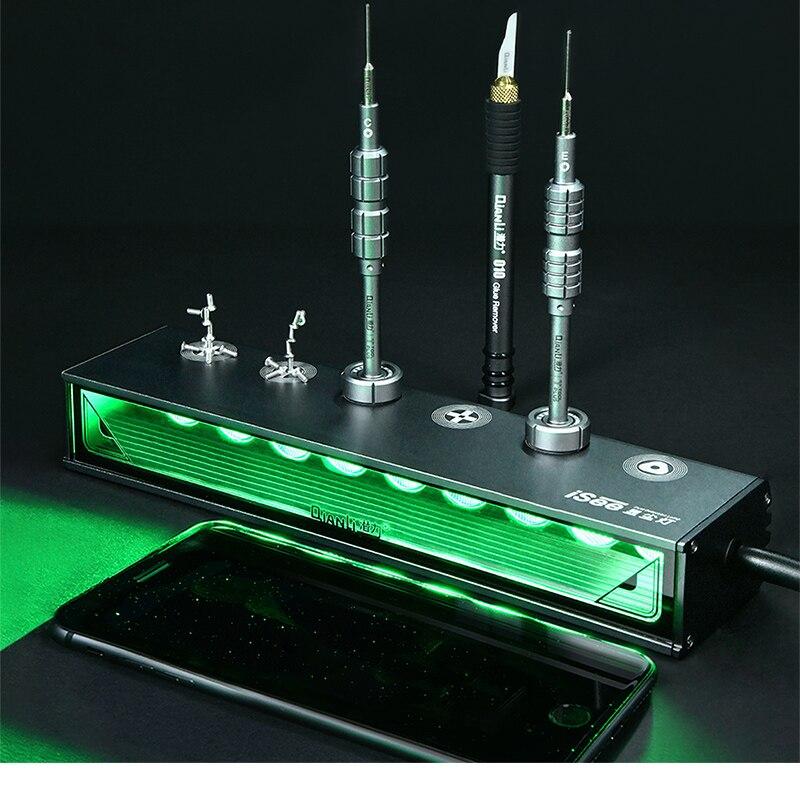 Qianli ISee LCD Screen Repair Lamp Dust Checking