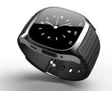 2ชิ้นบลูทูธสมาร์ทนาฬิกาข้อมือโทรศัพท์MateสำหรับIOS A Ndroidจัดส่งฟรี