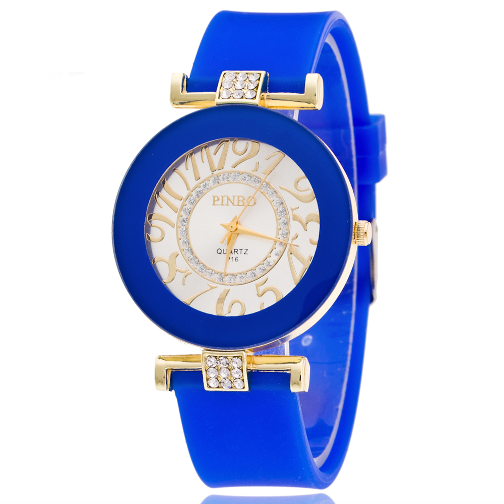 Fashion Watch 2020 Cheap Quality Watch Silicone Watch The Arabic Number Watch Luxury Woman Watches Zegarek Damski Montre Femme
