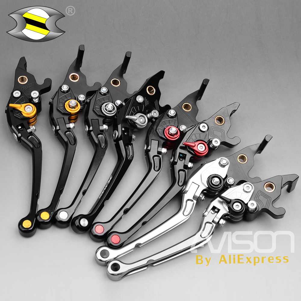 for YAMAHA X MAX300 XMAX250 XMAX 300 250 2017 2018 CNC Short Clutch Brake Levers Adjustable