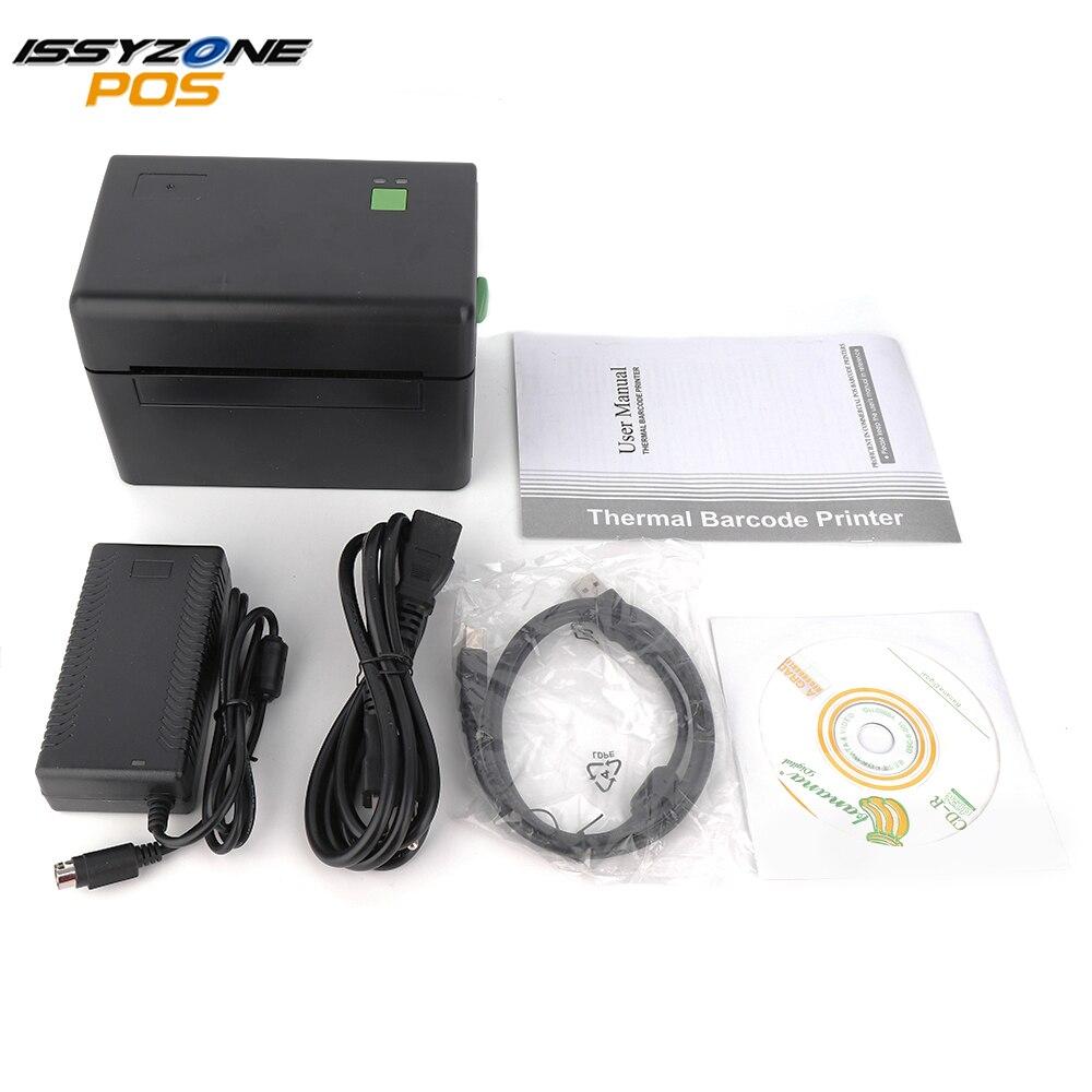 ITPP072 высокое качество 108 мм 4 дюйма тепловой этикетки штрих кода usb порт для принтера доставки накладной логистики супермаркета бесплатное программное обеспечение - 5