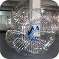 1.5 m TPU fútbol burbuja, bolas de parachoques