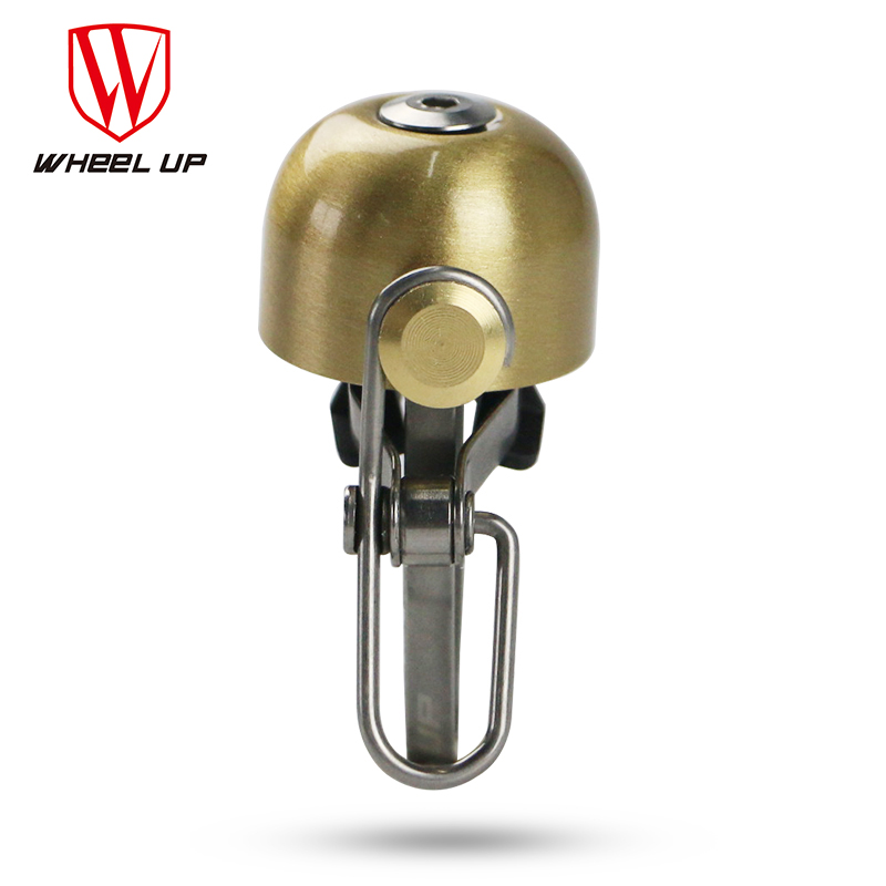 WHEEL UP Bike Bicycle Handlebar Safety Bell Cycling Ring Loud Sound Ultra-loud MTB Road Mountain Cycling Bells Bicycling Horns
