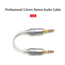 Fiio L16 - Professional 3.5mm Stereo Audio Cable for XI II / X5 II / Q1 II(China)