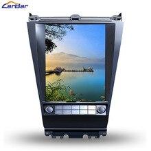 Carbar 12,1 «вертикальный огромный экран 1024*768 Android Автомобильная dvd-навигационная система радио плеер для Honda Accord 7 2003-2007 64 г rom
