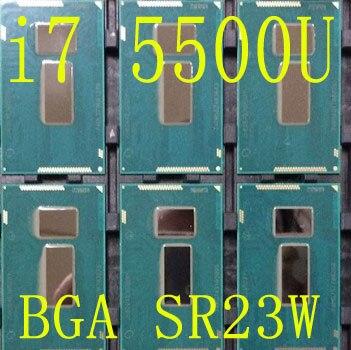 1PCS i7-5500U SR23W BGA 100% New ana origina1PCS i7-5500U SR23W BGA 100% New ana origina