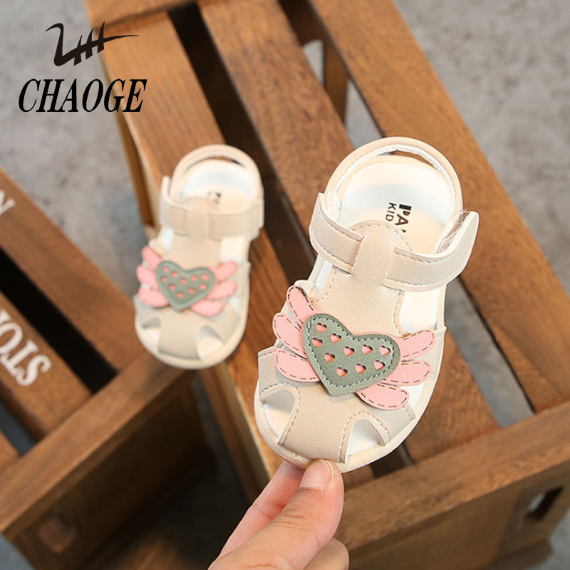 Summer Baby Soft Back 0-1 Baby Girl Baotou Princess Sandals Free Shipping #12