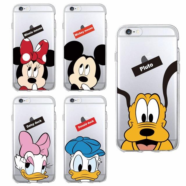 coque donald iphone 7