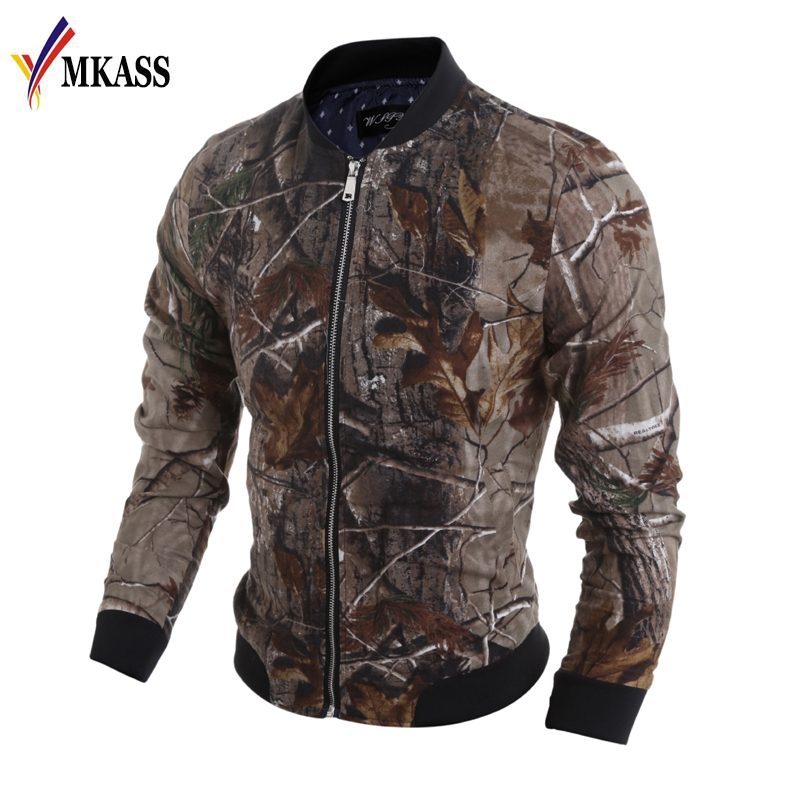 Hot New Men Jungler 3D Printing Jacket Casual Male Coat Camouflage Jaqueta Masculina Veste Overcoat Homme Brand Clothing Outwear image