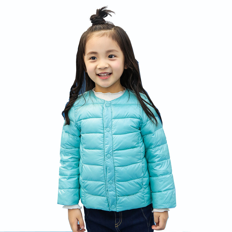 Baby Girls Brand Down Jackets for Winter Kids Thermal White Duck Down Coats Children Warm Outerwear Cold-Proof Coat high quality children winter outerwear 2017 baby girls down coats jacket long style warm thickening kids outdoor snow proof coat