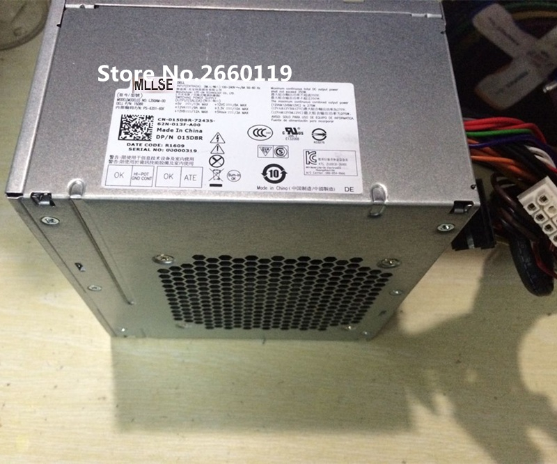 Power supply for 7010MT 9010MT V3900 V3901 V3902 L350AM-00 L350PD-00 D350PM-01 fully tested for 7010mt 9010mt yxt71 0yxt71 cn 0yxt71 server motherboard fully tested