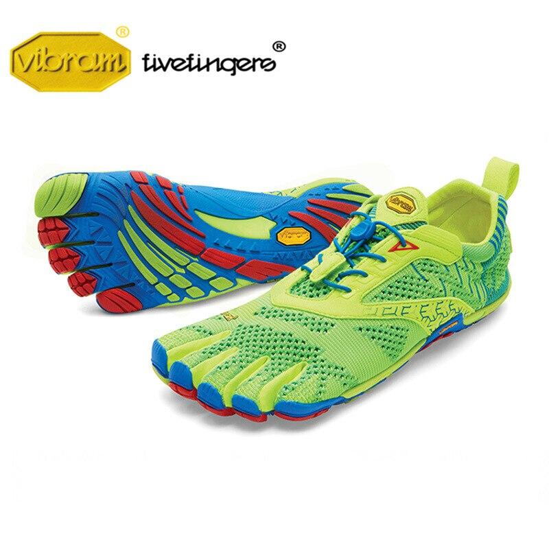 Vibram cinq doigts KMD EVO hommes cinq doigts pieds nus fitness parkour chaussures de marche course en plein air XS TREK semelles baskets