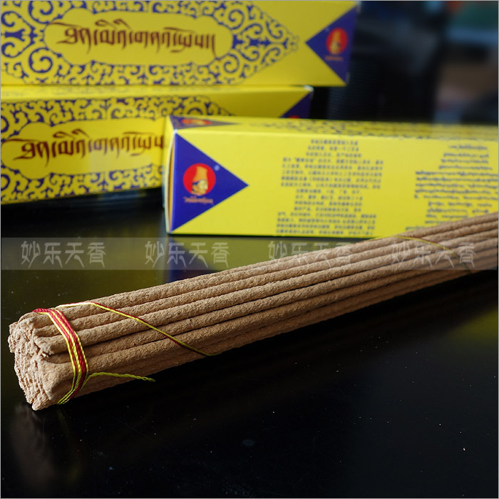 Tunbai tibetan incense sticks, completely natural spices,Yoga - Home Decor