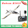Hubsan nuevo producto H301S SPY HAWK 5.8 G FPV canales FPV RC Airplane RTF con gps, Automatic Return Funtion