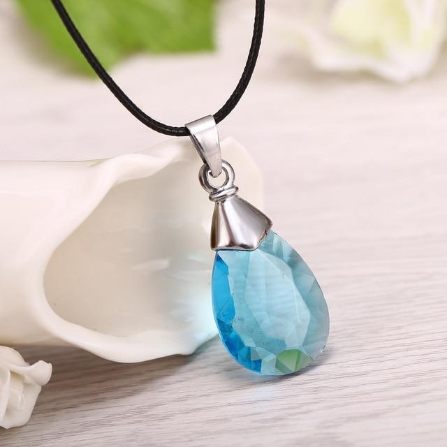Asuna Crystal Necklace