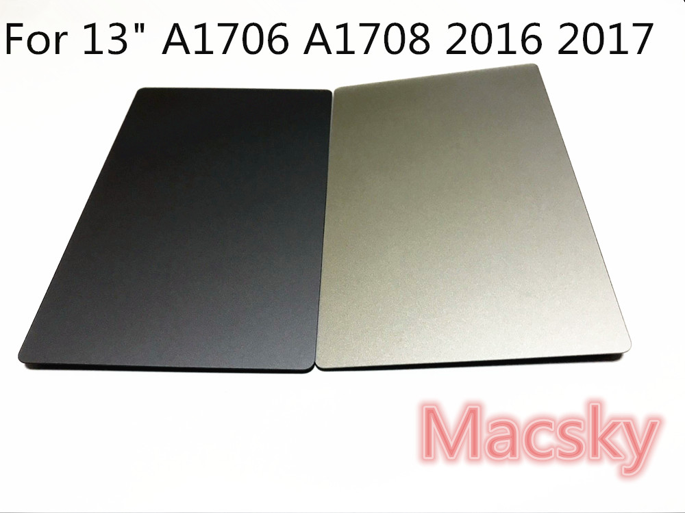 все цены на Genuine New Gray Grey Silver Touch Panel for Macbook Pro Retina 13'' A1706 A1708 15