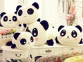 20cm Panda Plush Toys 6 styles Cute Soft Dolls Pillow Birthday/Christmas Gifts for kids Free Shipping