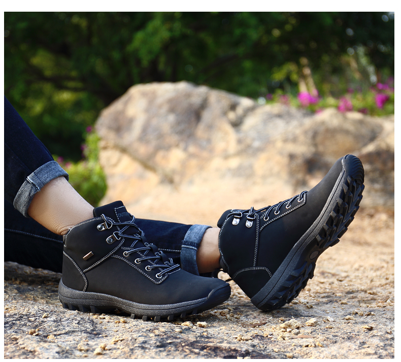 احذية رجالية لفصل الشتاء حجم 39-46 26