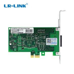 Image 4 - LR LINK 9260PF LX  Gigabit ethernet server adapter 1000mb fiber optical network card  Intel 82586 Compatible E1G42EF Nic