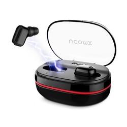 UCOMX U6H Wireless Bluetooth Earphone Mini True Wireless Stereo Earbuds V4.2 In Ear Monitors Earpiece with Mic for iPhone Xiaomi