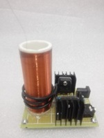 Music Tesla coil will sing the coil electronics production DIY