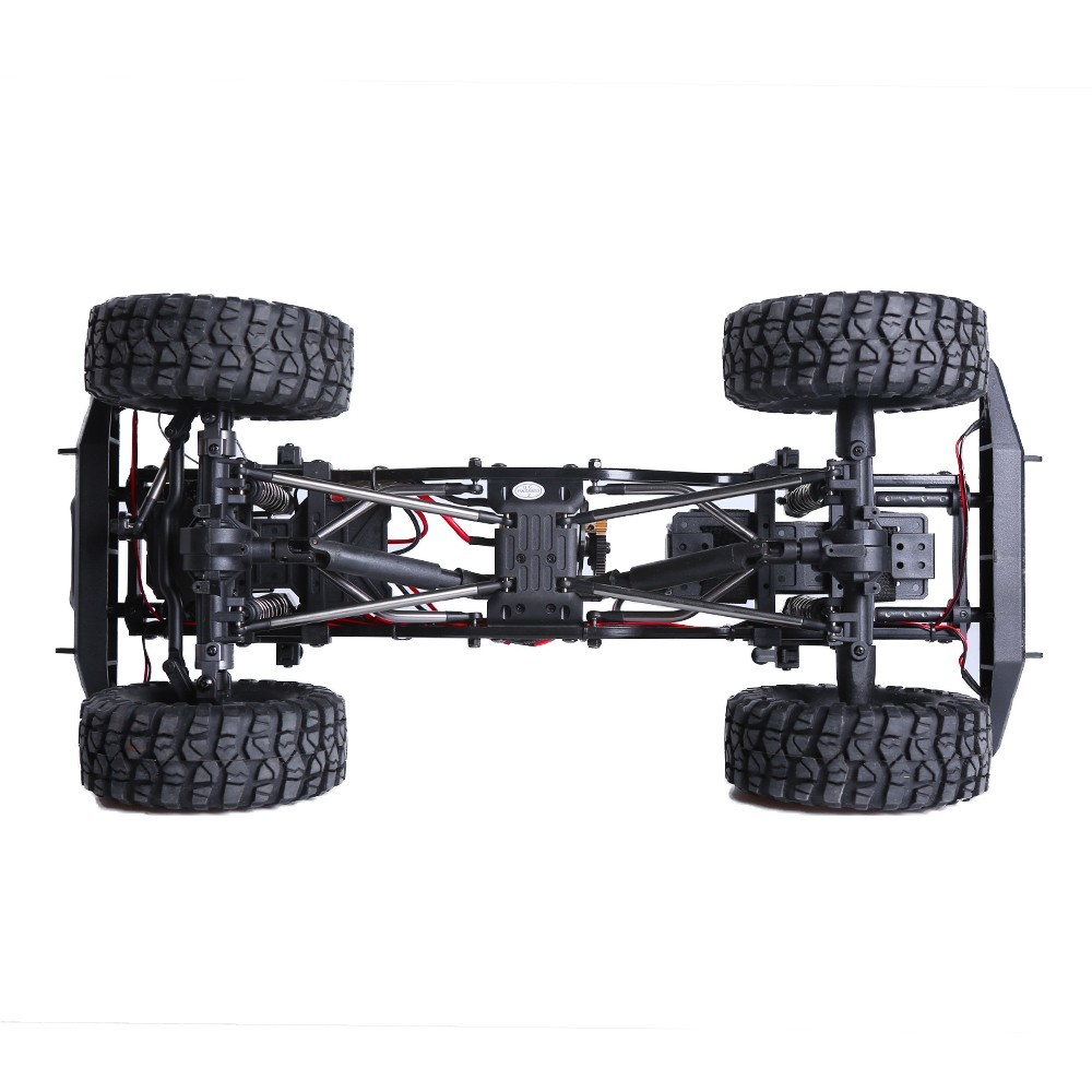 RGT Racing 136100 Rc Auto 1/10 Skala Elektro 4wd Offroad Rock ...