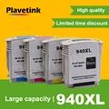 Plavetink 940XL чернильный картридж Замена для HP 940XL 940 XL для HP940 OfficeJet Pro 8000 8500a 8500 принтер полные чернила с чипом