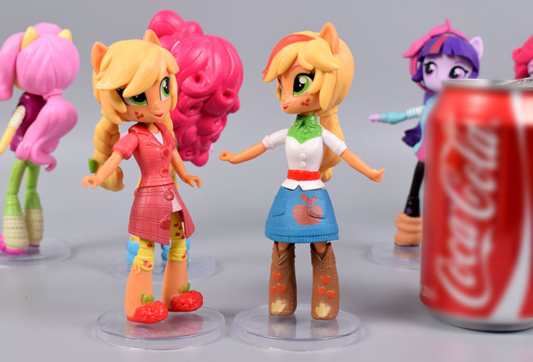 My Little Cute Pony Girl Figurines 13cm 16