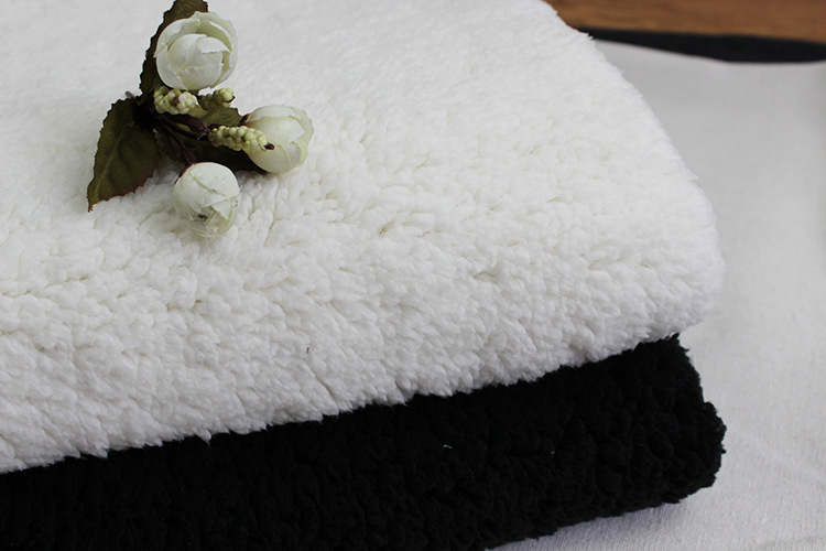diy cotton velveteen plush fabric super warm blanket