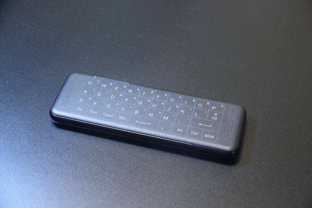 H1air mouse  Full Touchpad 2.4GHz Wireless Keyboard 6-Axis Gyro 2.4GHz Air Mouse with Backlight for Andriod/Windows/Linux