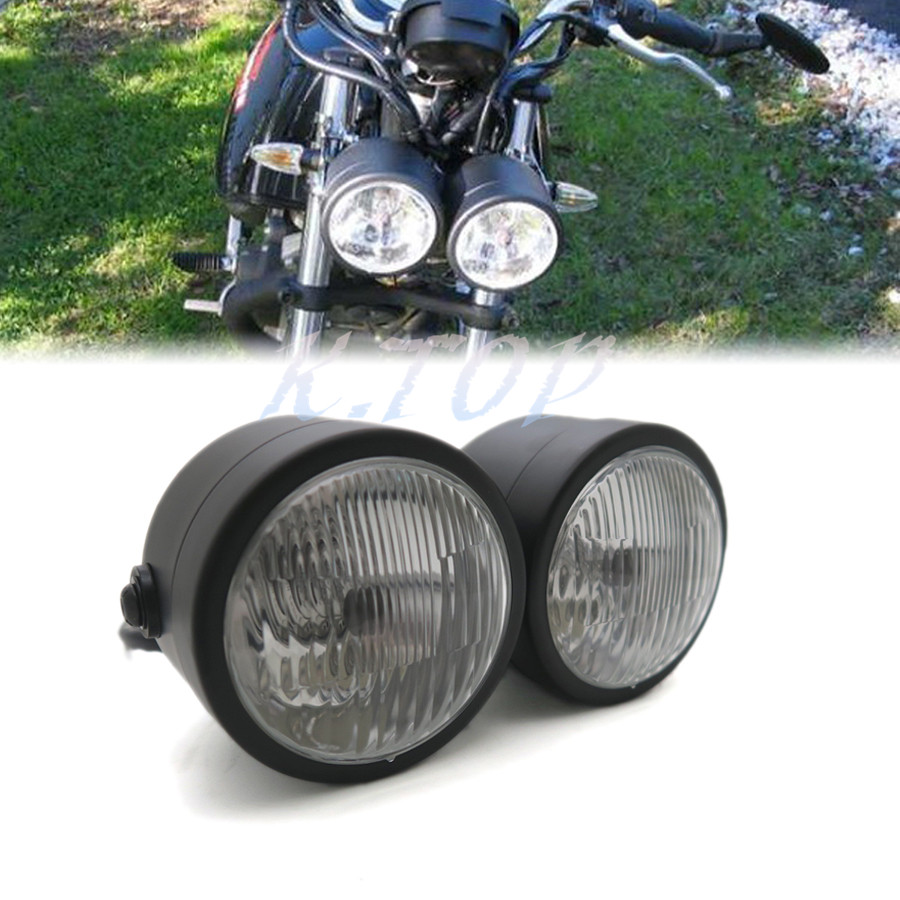 Twin Headlights Motorcycle Promotion-Shop For Promotional -4600