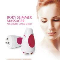 Brand New 3D ciała masażer szyi drgania elektryczne lifting odchudzanie masaż twarzy masaż rolkowy piłka łatwy w użyciu