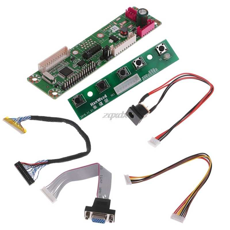 Universal Programmer Driver Board For 12-42'' LCD TV Laptop Screen General kit Z17 Drop ship