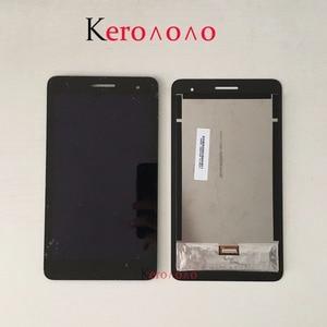 Image 2 - עבור Huawei MediaPad T2 7.0 LTE BGO DL09 תצוגת LCD עם מסך מגע Digitizer עצרת + כלים