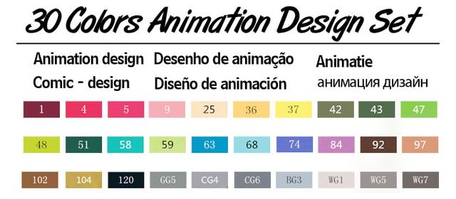 30 Animation Set