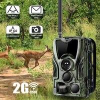 EYOYO 2G MMS Hunting Camera Trail Camera Photo Traps Video Surveillance scouting 16MP 1080P Night Vision Wildlife HC801M